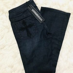 Affliction Bootcut Jeans